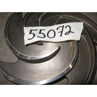 IMPELLER - GOULDS 3196 M - 1.5 x 3 - 10 - Item 101 - Parts #: 100-593-1203