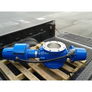 "BASIS WEIGHT VALVE - DEZURIK PPE - 8"" - REFURBISHED"