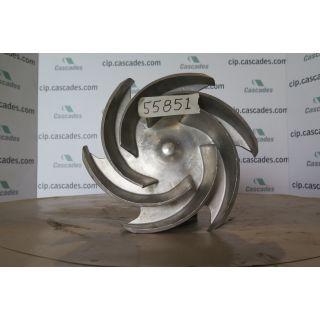 IMPELLER GOULDS 3196 MT - 4 X 6 - 13 - Item 101 - Parts #: 101-500-1203