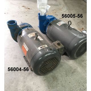 PUMP - GOULDS 3656 S - 4BF - USED