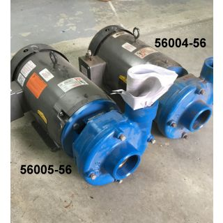 PUMP - GOULDS 3656 S - 4BF