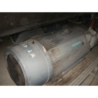 MOTOR - AC - SIEMENS - 250 HP - 890 RPM - 2300 VOLTS