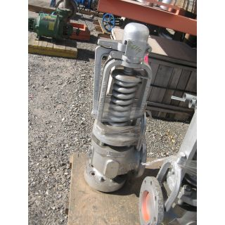 SAFETY VALVE - CROSBY 3M26HCI56C - 3""