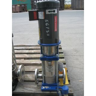 MULTI-STAGE VERTICAL BOOSTER PUMP - GOULDS SSV - 1 1/4""