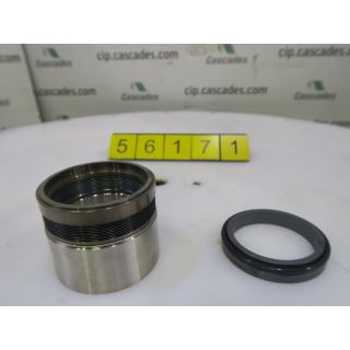 MECHANICAL SEAL - JOHN CRANE 605 SINGLE ASSEMBLY - 3""