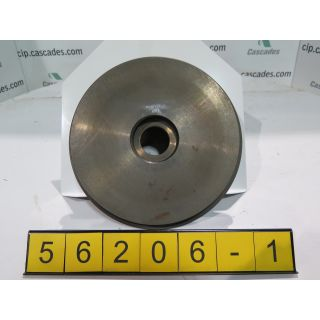 1 of 3 - Item 184: Parts #: C04059A02-1012 - Stuffing Box Cover - GOULDS - 3196 MT - 10""