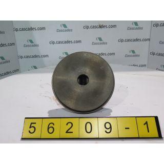 "1 OF 2 - Item 184: Parts #: 104-431-1012 - BACK PLATE - GOULDS 3196  STX - 8"""