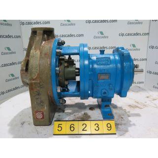 PUMP GOULDS NM 3196 MTX - 1 X 2 - 10 - VINYLESTER - Fiberglass - FRP Process Pumps