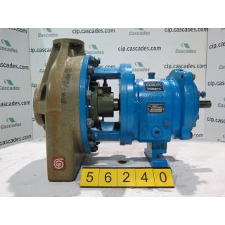 PUMP - GOULDS NM 3196 MTX - 1 X 2 - 10 - VINYLESTER - Fiberglass - FRP Process Pumps