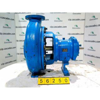 PUMP GOULDS 3198 MTX - 3 X 4 - 13 - PFA Teflon Lined Ductile Iron