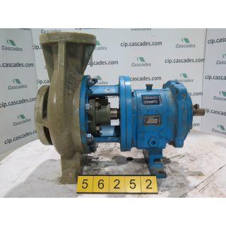 GOULDS PUMP NM 3196 MTX 3x4x8G - Fiberglass Reinforced Vinylester