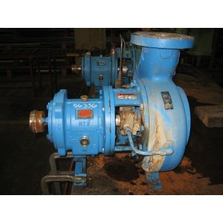 PUMP - GOULDS 3196 MTX - 4 x 6 - 10H