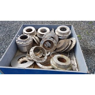 SPARE PARTS FOR SCREW PRESS - SP 45SL - THUNE-EUREKA