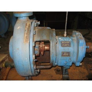 PUMP - GOULDS 3196 MTX - 1.5 x 3 - 13