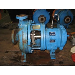 PUMP - GOULDS 3196 MTX - 1 X 2 - 10