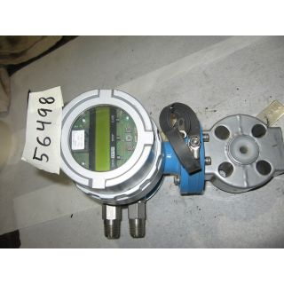 MAGNETIC FLOW METER - ABB - 10D1475