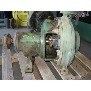 PUMP - GOULDS 3196 MT - 1.5 X 3 - 13
