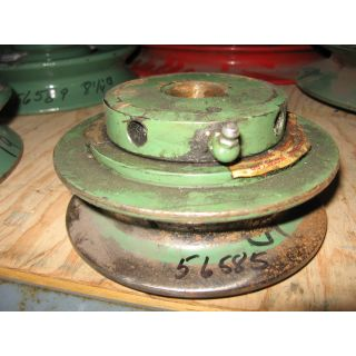 RETURN CABLE PULLEY - WESPATT - 4.25