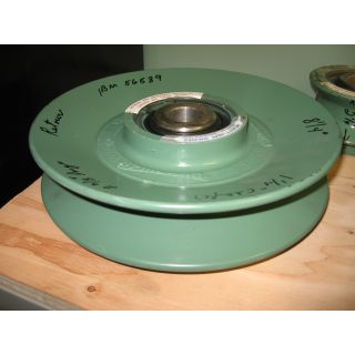 RETURN CABLE PULLEY - WESPATT - 8.25