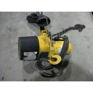 ELECTRIC CHAIN HOIST - 5 TON - VULCAN - L10V053