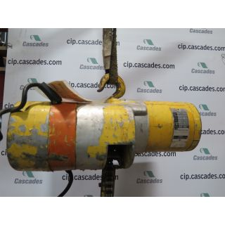 ELECTRIC CHAIN HOIST - 1 TON - BUDGIT - D-356-1