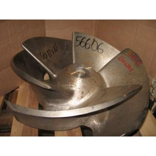 IMPELLER GOULDS 18 X 18 - 22H - 3175 LT - Item 101 - Parts #: D02467A01-1203