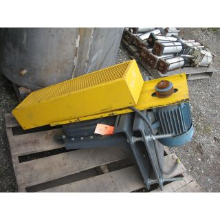 GEARBOX - BROWNING - 3 HP - RATIO: 34.6429 to 1