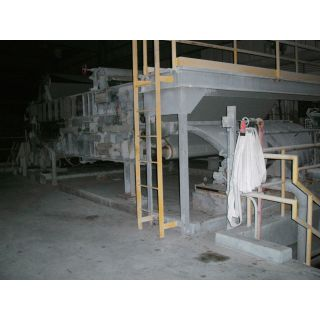 DEWATERING BELT PRESS - TWIN WIRE PRESS - 80-MSL - HYMAC