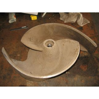 IMPELLER - GOULDS 3175 M - 8 x 10 - 18H - Item 101 - Parts #: 259-69-1203