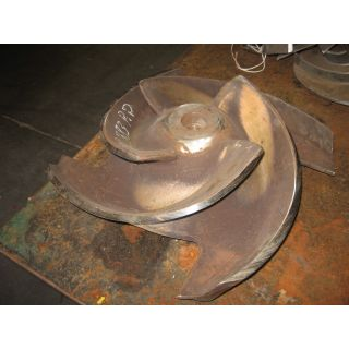 IMPELLER - GOULDS 3175 M - 8 x 10 - 22 - Item 101 - Parts #: 259-72-1203