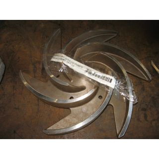 IMPELLER - GOULDS 3196 MTX - 3 x 4 - 13 - Item 101 - Parts #: B10542-1203