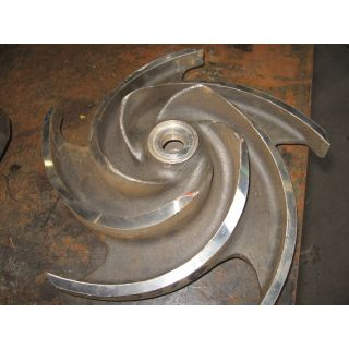 IMPELLER - GOULDS 3175 S - 3 x 6 - 14 - Item 101 - Parts #: D00139A2-1203