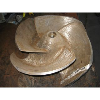 IMPELLER - GOULDS 3175 L - 12 x 14 - 18 - Item 101 - Parts #: 258-100-1203