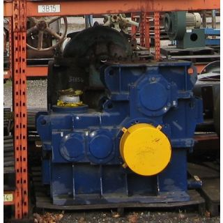 GEARBOX - FLENDER KZND 300 - 75 HP - RATIO: 43.39 to 1