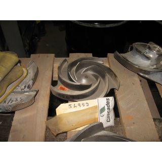 IMPELLER - GOULDS 3196 MT - 3 x 4 - 10 - Item 101 - Parts #: 100-597-1203