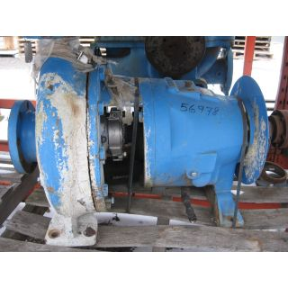 PUMP - GOULDS 3175 ST - 4 X 6 - 18 - USED