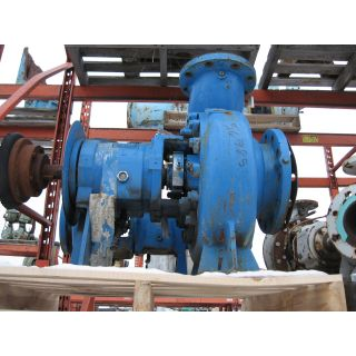 PUMP - GOULDS 3180 L - 8 X 10 - 16 - USED