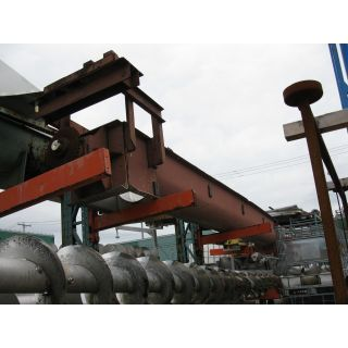 "SCREW CONVEYOR - FORANO - 18"" X 225"""