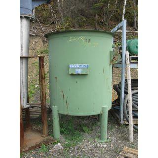 """TANK - 470 GAL - 4' x 5' STEEL (48"""" x 60"""")"""
