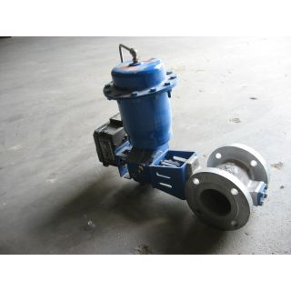 "V-BALL VALVE - NELES-JAMESBURY R21 - 3"" - REFURBISHED"