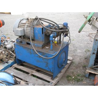 HYDRAULIC UNIT - VICKERS 25HP