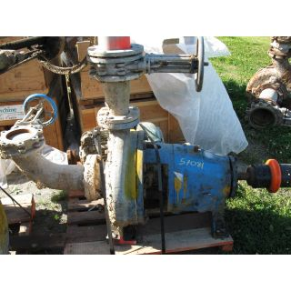 PUMP - GOULDS 3175 S - 4 x 6 - 18 - USED