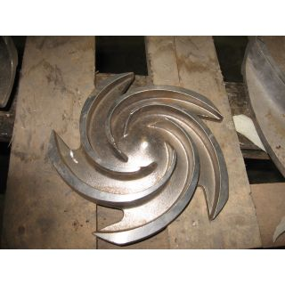 IMPELLER - GOULDS 3196 STX - 1.5 x 3 - 8 - Item 101 - Parts #: 76794-1203