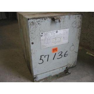 TRANSFORMER - HAMMOND 3 KVA - HV 600 - LV 120/240