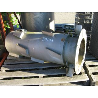 ROTOR DRUM - UPPER HOUSING - COMBISORTER - VOITH SULZER - SIZE 10