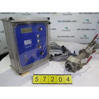 CONSISTENCY TRANSMITTER - BTG OPTICON - 885-0512