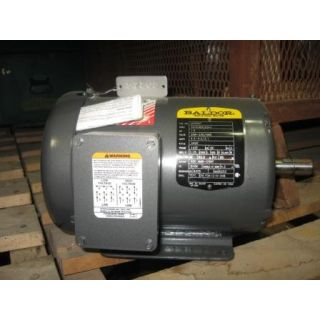 MOTOR - AC - BALDOR - 1.5 HP - 3600 RPM - 230/460 VOLTS