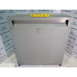 TRANSFORMER - RELIANCE - 75 KVA - 230 / 460 To 230