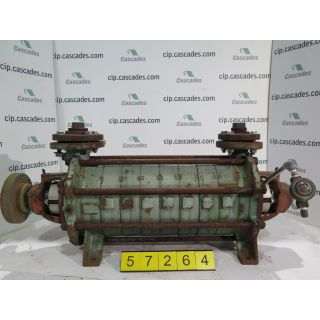 HIGH PRESSURE PUMP - SIHI - HE32BX9/1 - 1.5 X 2