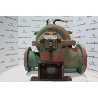 FAN PUMP - GOULDS 3405 M - 8 X 10 - 12